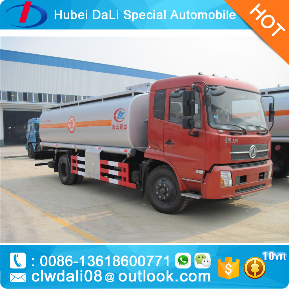 High Quality Dongfeng 4x2 Euro 3 12CBM oil tank truck ,fuel delivery vehicle