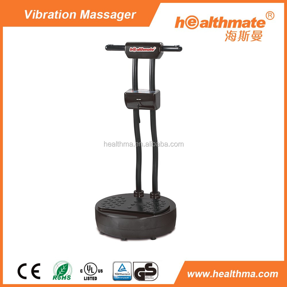 2016 New Whole body vibration machine crazy fit massager