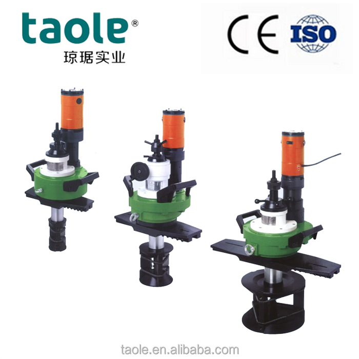 ISE-159 ID-Mounted Pipe end beveling machines and tools