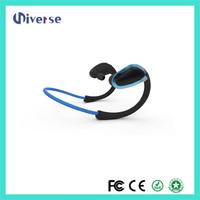 V4.1 2015 China manufactory custom high quaility wireless sport bluetooth headphone / earphone / headset ,air up to 2 device