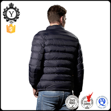 2016 COUTUDI New Hot Navy Blue Short Warm Waterproof Insulated Traditional Chinese Fancy Winter Mens Cotton Coat