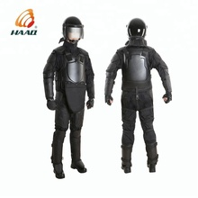 Police military equipment anti riot gear anti riot suit