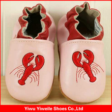 2014 yiwu wholesale best leather sole dance shoes for uk shoes