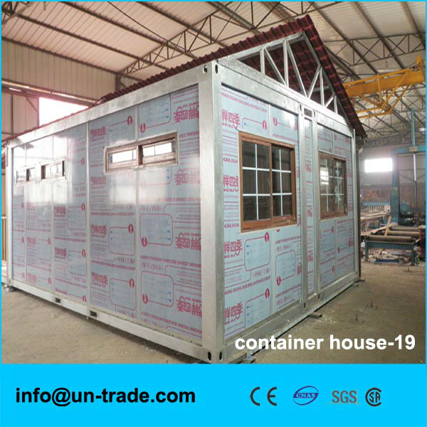 modular container houses for living/shop/office