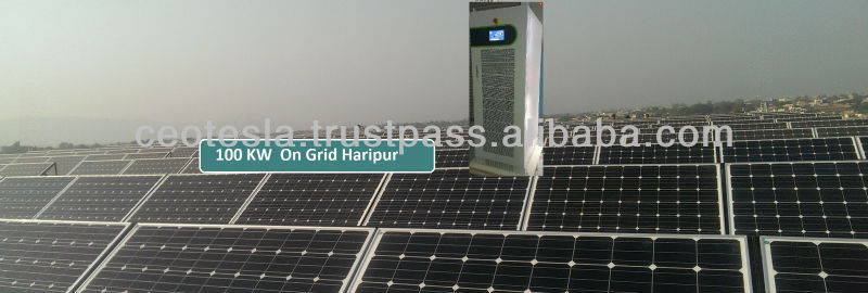 Solar Industrial Power solutions