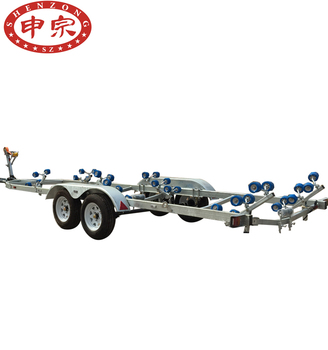 canoes trailers