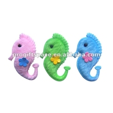 Home Decorations Super Soft Velour Seahorse