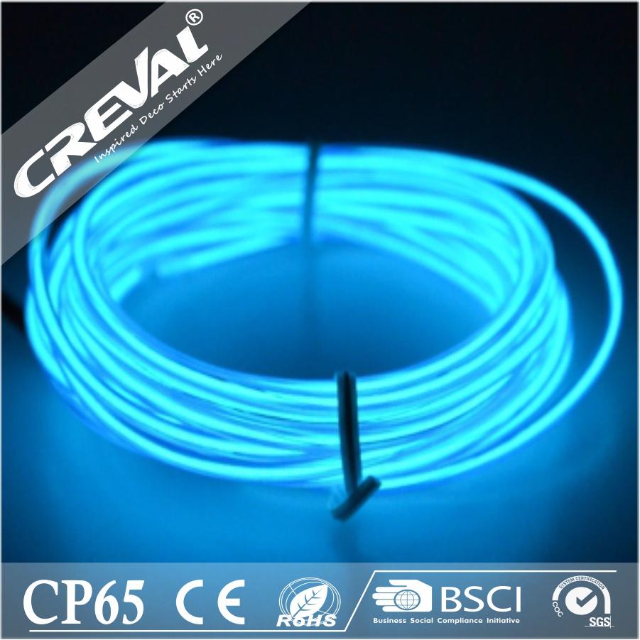 Электролюминесцентные провода своими руками
