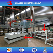 HDGI/GI Hot-Dipped Galvanized Steel Sheet/Corrugated Metal Roofing Sheet