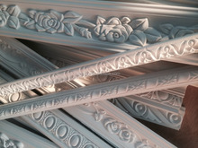 high quality pu cornice better than MDF cornice / gypsum cornice/plaster cornice