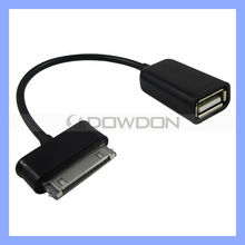 For Samsung Galaxy Tab 10.1/8.9 P7500 P7100 P7300 USB OTG Host Cable Adapter