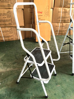 WUYI CQX bench ladder with handrails