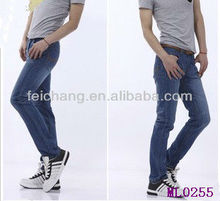 brand men jeans pants latest design jeans pants straight slim fashion unique design name men