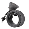30mm Flexible expandable pet spinning fishing rod cover/ sock in high quality