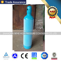 13.4L WP166.7bar TPED CE approval CO2 steel tank for Welding Argon gas cylinder Good Price