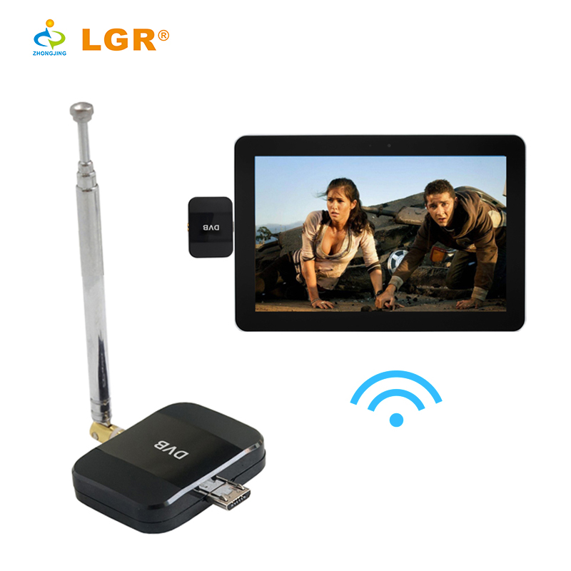 PAD LIVE TV Receiver <strong>hd</strong> tuner mini dvb-t2 for android phone and pad dvb t2 set top box