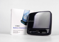 White/Black Multifuctional docking station for Samsung Galaxy S3 S4 S5 dock battery charger