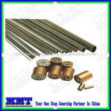 brass or copper edm electrode tube