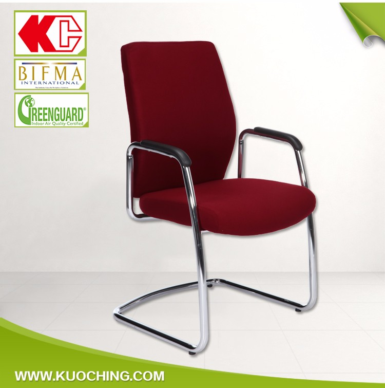 Iso Steel Fabric Steel Desk Chair Support Cushion
