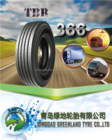 China New Radial Truck Size 11r 22.5 11r 24.5 truck tires