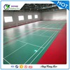 pvc sports floor for multifunctional sports court table tennis floor badminton sports flooring