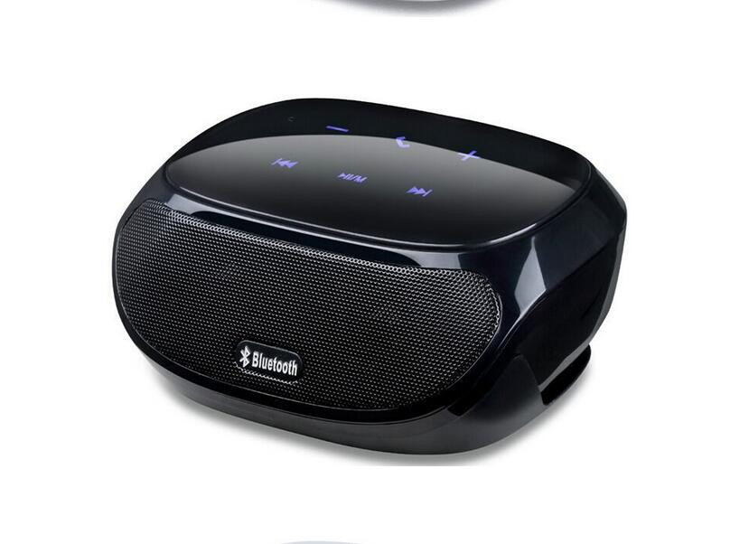 Super Bass AJ-81Mp3 Player Speaker with TF Card , Wireless Car Subwoofer Mobile USB Speaker
