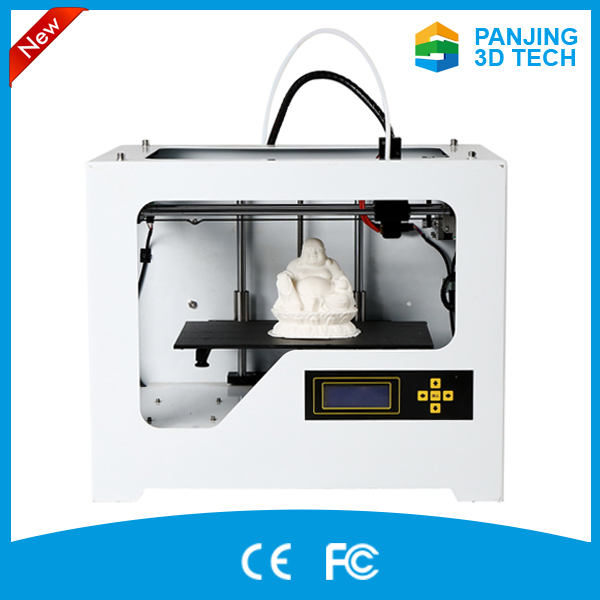 2016 Latest PJI-250 heated bed concrete delta 3d printer kit