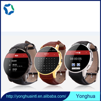 High quality stailness steel strap best cheap smartwatch