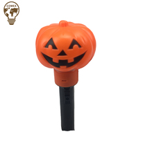 Hot product pumpkin torch flashlight for children holiday Halloween party