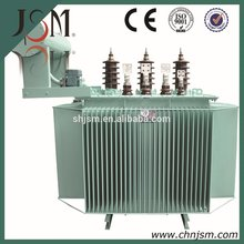 Tech data of 10KV S9,S9-M series distribution transformer