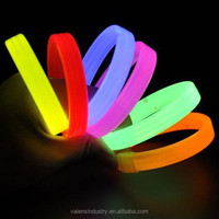 Good Quality LED Lighted Glow in the Dark Wristband for Party/Festival/Dance/concert/camping/Bar/Game/Wedding