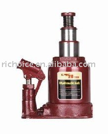 Two Stage Hydraulic Bottle Jack 20Ton