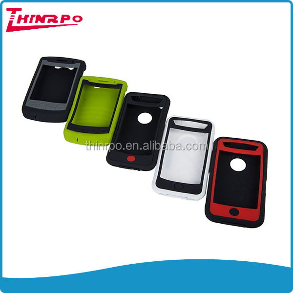 Mobile phone accessories silicone phone case made in china OEM welcome