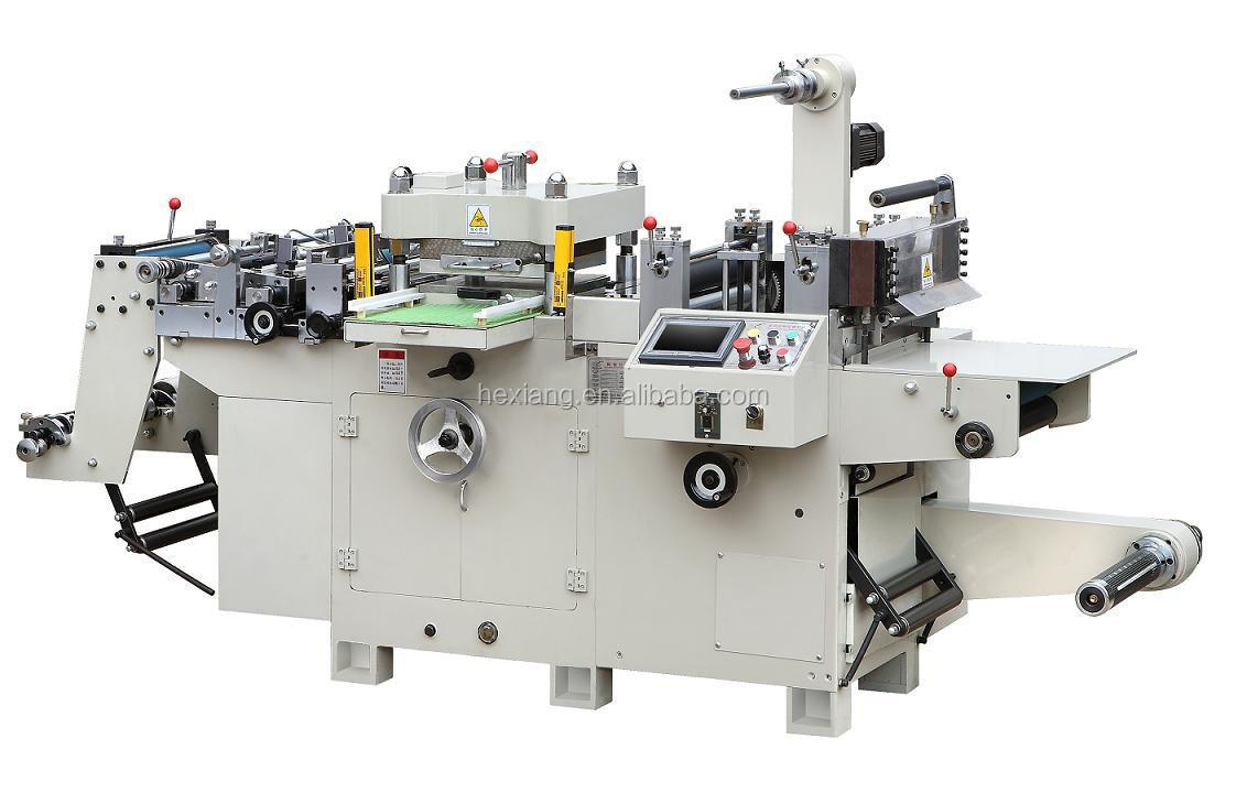 Y-MQ320 automatic paper die cut machine