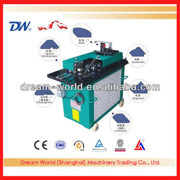 Dream word anhui hydraulic locker forming machine , high quality galvanized steel locker forming machine for office