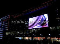 shenzhen manufactory advertising p12 led video display screen