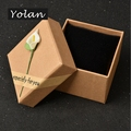 custom watch packaging box paper watch box paper jewelry box manufacturers Yiwu