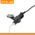 Walkie Talkie Noise Cancelling Air Tube Headsets Wireless Earphone With Mic