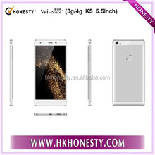 5.5 Inch Mobile Phone OEM 4g China Smartphone Android 8MP 2GB RAM K5