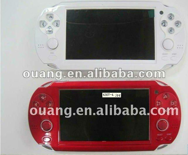 4.3 inch handheld single player game console