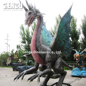 Animatronic Dragon Manufacturer Dragon Statue
