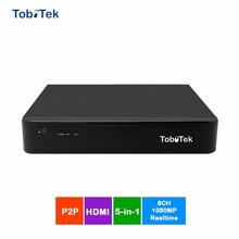 Tobotek 1080P real time 4ch ahd camera and ahd dvr manufacture