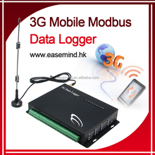 New industrial Temperature Instruments with RS232/RS485 for Modbus 3G Data Logger