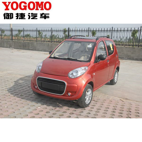 YOGOMO fuel efficient car van 4x4 EEC