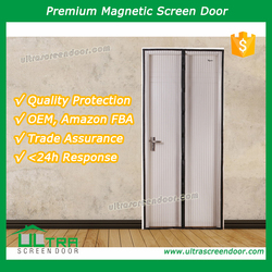 Simple Strip Designs Magnetic Curtain Garage Door Curtains