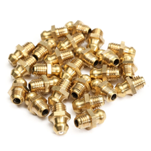 Hot selling brass grease fitting sizes m6x1 good price