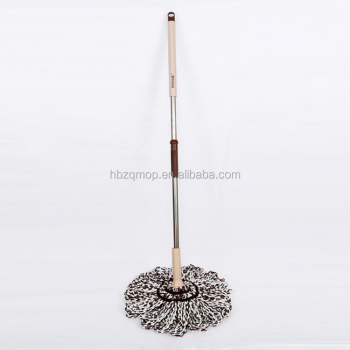 China stainless steel innovative super easy cleaning water squeeze mop
