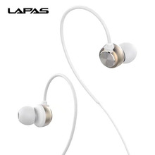 2017 New stereo metal earphones and headphone for digital device smart mobile phones