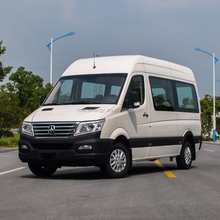 Popular Electric MPV/BUS with High strength body and good Safety