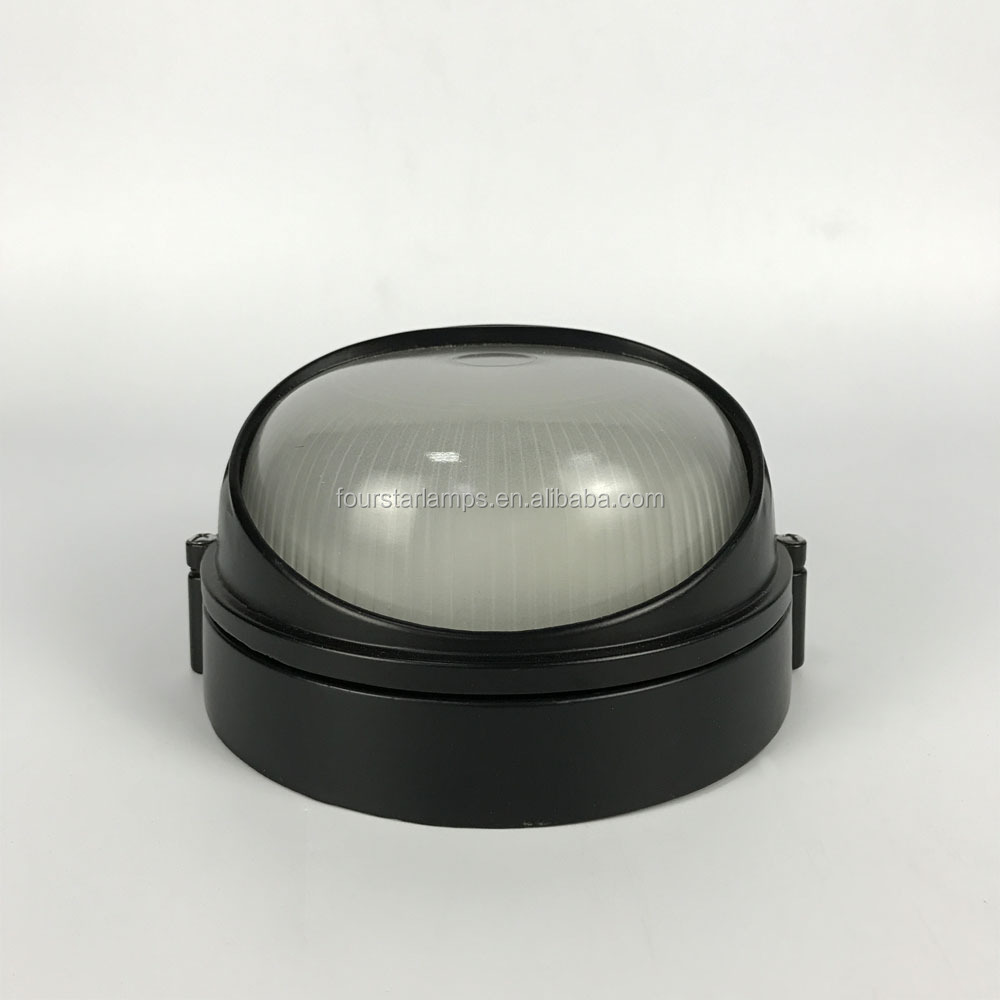Reliable performance energy saving outdoor lamps 0107/0307 bulkhead light fixture